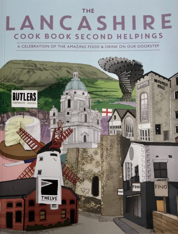 The Lancashire Cookbook Second Helpings