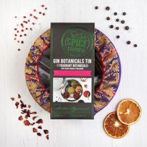 Spice Kitchen Gin Botanicals Tin