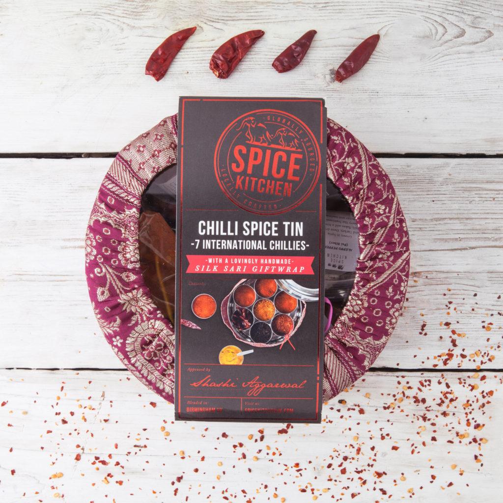 Spice Kitchen - Chilli Spice Tin