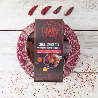 Chilli Spice Tin