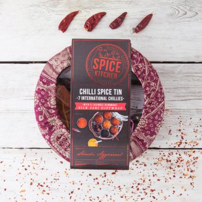 Chilli Spice Tin