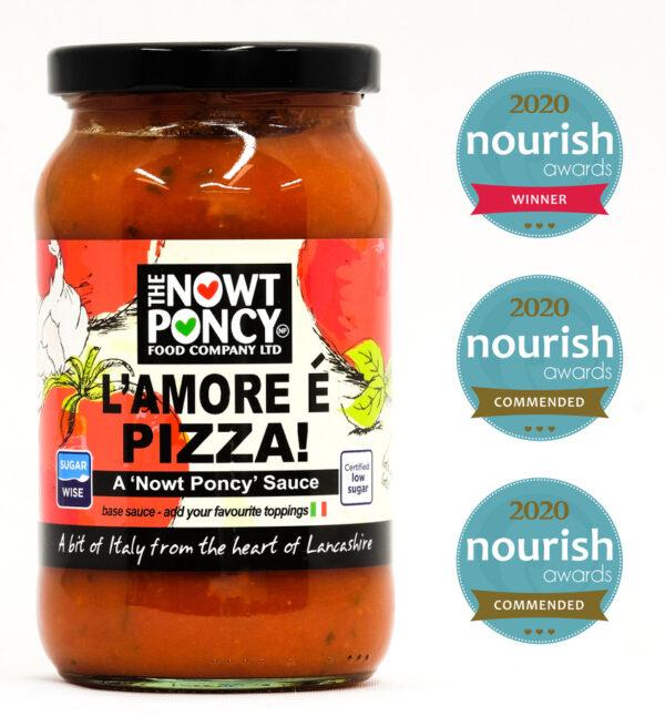 L'Amore É Pizza Sauce 350g